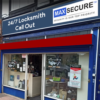 Locksmith store in Kilburn